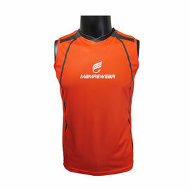 New Design Casual Sport Clothes Men Custom Sublimation Breathable Running Vest
