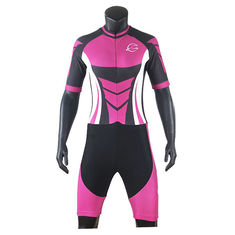 Premium Pink Color Unisex Inline Skate Clothing OEM Available UV Protection