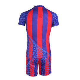 Mens Soccer Sports Clothing Personalised Sublimated Youth Football Jerseys