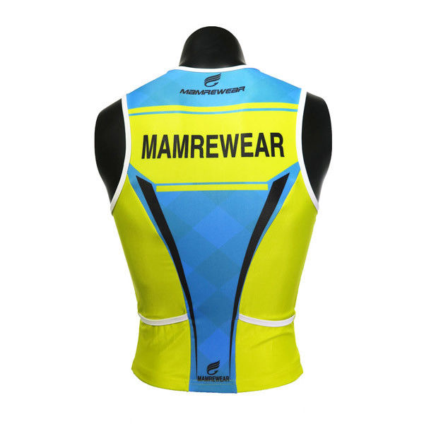 Standard Stitching Cool Triathlon Clothing Triathlon Race Suit Great Wicking Ability